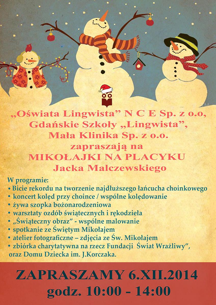 Plakat na str www
