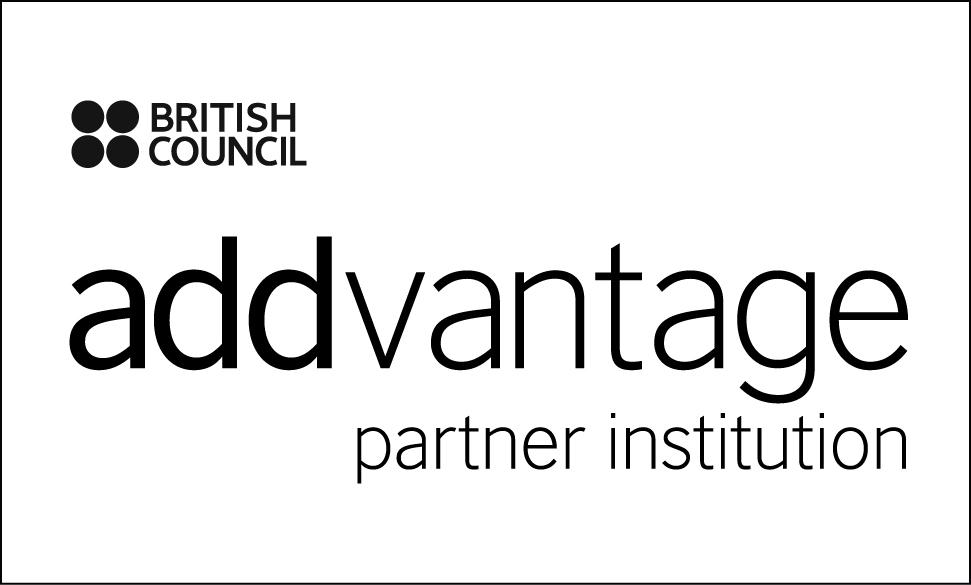 British Council_Addvantage_Partner Institution logo ramka